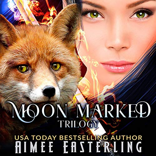 Moon Marked Trilogy cover art