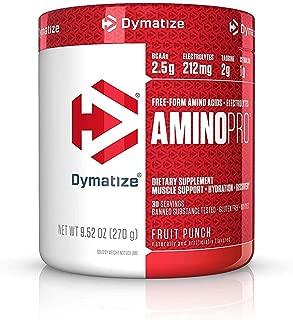 Dymatize Amino Pro Endurance Amplifier Powder