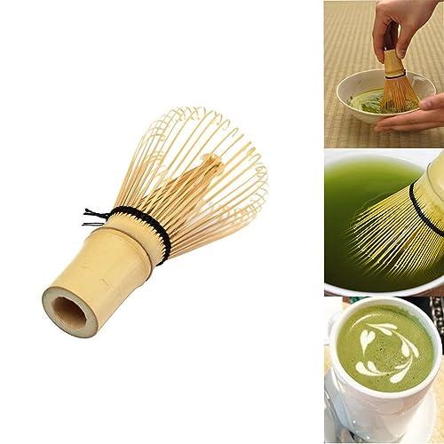Toruiwa Fouets à Thé Matcha Accessoires Japonais Traditionnels en Bambou pour le Thé Matcha