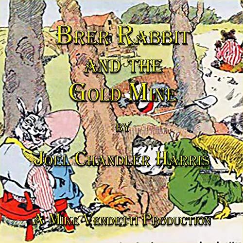 『Brer Rabbit and the Gold Mine』のカバーアート