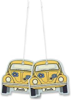 Portadocumenti porta libretto vera pelle auto Maggiolino cabrio VW Beetle Kaefer obliquo