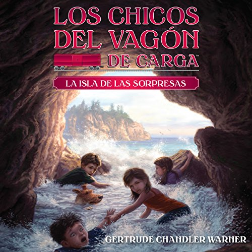 La Isla de las Sorpresas [The Island of Surprises] audiobook cover art