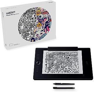 Wacom PTH-860P Intuos Pro L Paper Edition Tableta gráfica con lápiz digital Pro Pen 2 y Finetip...
