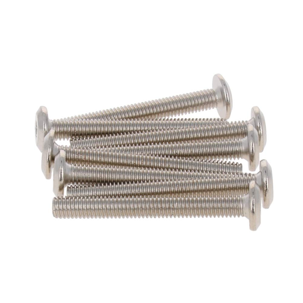 MroMax latest Carbon Steel Hex Fixed price for sale Socket Head Furn M6x50mm Screws Cap Nuts