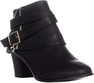 Womens Tully Round Toe Ankle Fashion Boots
