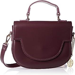 inoui satchel bag for women-DZ8636C-Coffee