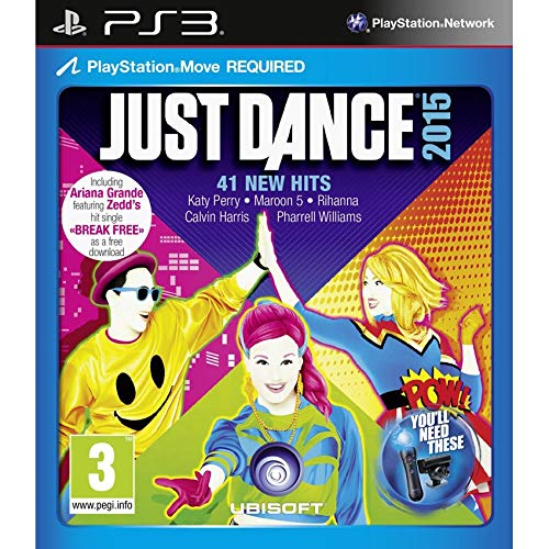 UBISOFT - Ubisoft Ps3 Just Dance 2015 - 300066670
