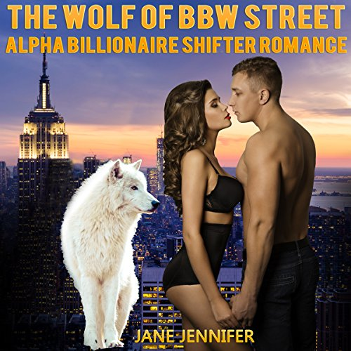 The Wolf of BBW Street audiobook cover art