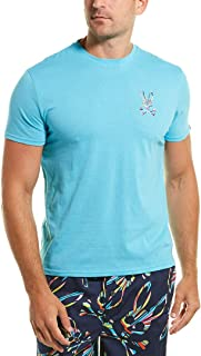 Psycho Bunny Lounge Bunny Crew Neck T Shirt