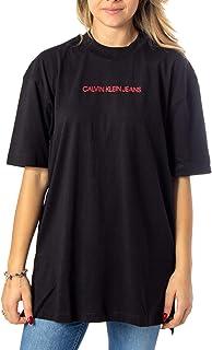 Calvin Klein Women's INSTITUTIONAL HIGH DENSITY TUNIC S/S T-Shirt