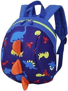 Trada Kindergartentasche, Baby Jungen Mädchen Kinder Dinosaurier Muster Tiere Rucksack Kleinkind Schultasche/Wickelrucksac...