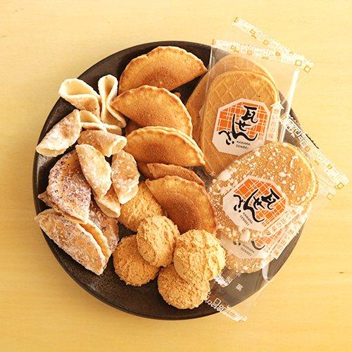 本間製菓のせんべいセット 6種 各1袋入り 本間製菓