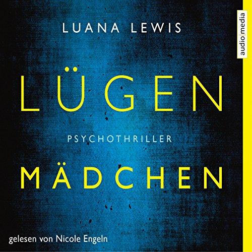 Lügenmädchen audiobook cover art