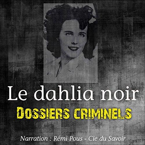 Le dahlia noir audiobook cover art