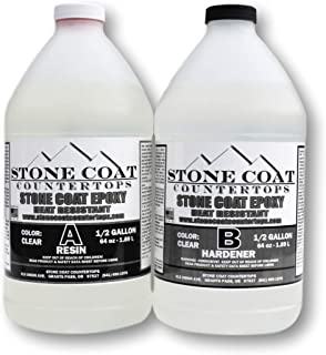 Stone Coat Countertops Epoxy (1 Gallon) Kit