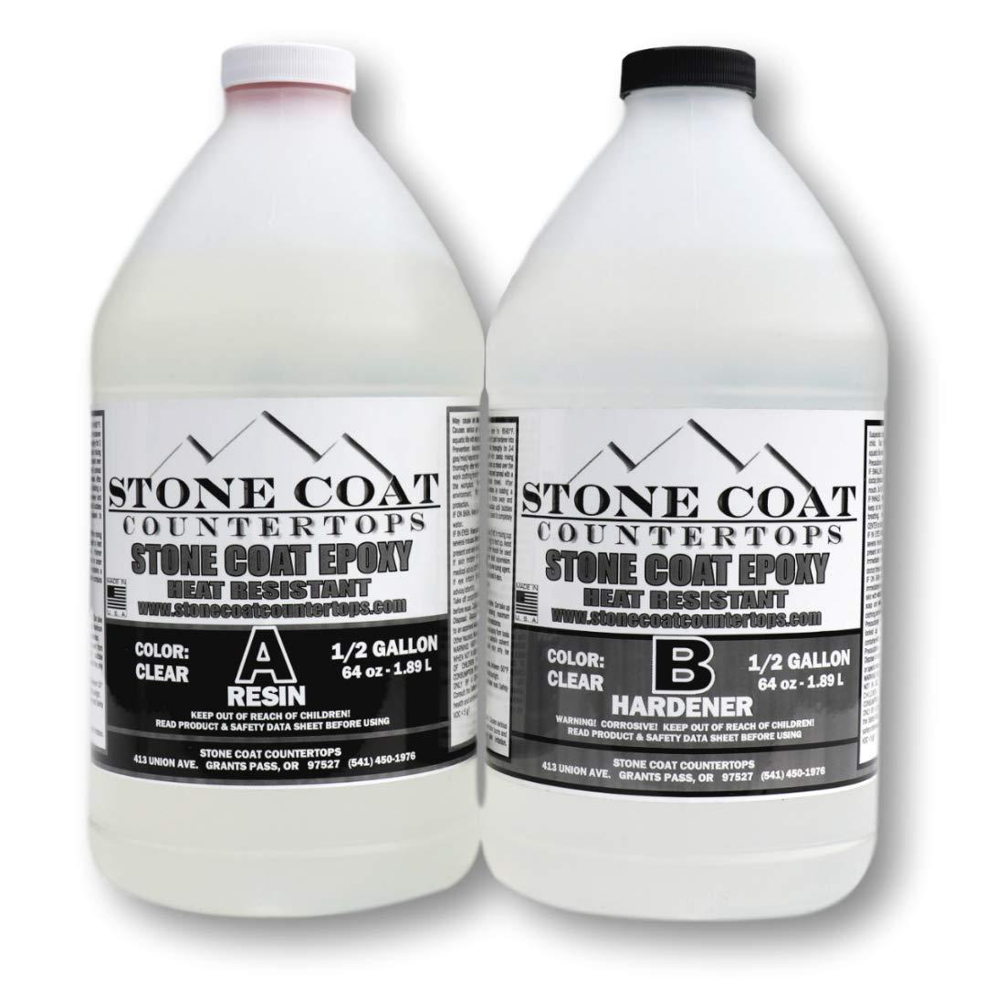 Stone Coat Countertops Epoxy Gallon