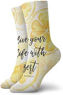 Kevin-Shop, Like You Life Calcetines Tobilleros Calcetines Casuales y acogedores para Hombres, Mujeres, niños