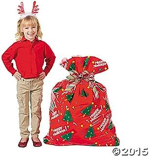 12 Jumbo Christmas Tree Holiday Gift Bags 47