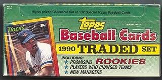 1990 Topps Traded Christmas Gift Baseball Set