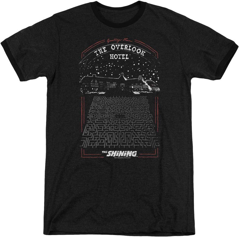 The Shining - Mens Overlook Ringer T-Shirt