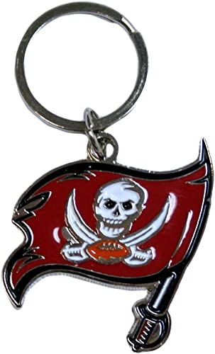 Siskiyou NFL Chrome Key Chain
