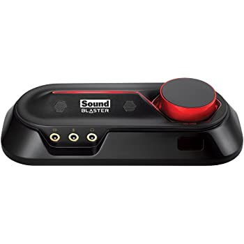 Creative Sound Blaster Omni Surround 5.1 USB Sound Card with High Performance Headphone Amp and Integrated Beam Forming Microphone