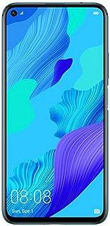 هاتف نوفا 5 تي ثنائي شرائح الاتصال بلون اخضر كرش وسعة رام 8 جيجا وذاكرة 128 جيجا من الجيل الرابع ال تي اي