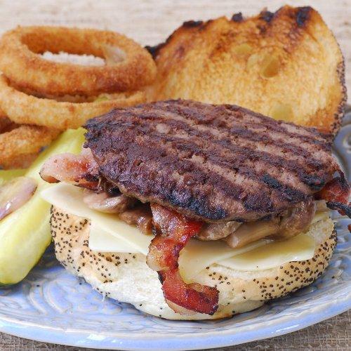 Australian Wagyu Beef Beef Burgers - 30 patties, 6 oz ea