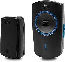 Media-Tech MT5701 Kinetische elektronische deurbel draadloze bel 51 melodieën tot 150 m zender ontvanger