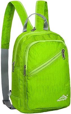 Fashion Mini Nylon Backpack Men Women School Bag Daypack Waterproof Tote Bags Casual Travel
