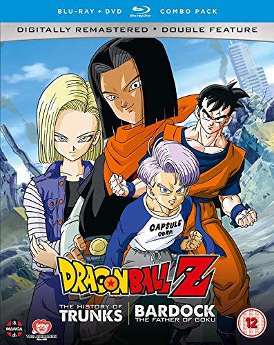 Dragon Ball Z The TV Specials Double Feature (Blu-Ray+DVD) [Edizione: Regno Unito] [Import]