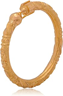 bea1124afb7 Senco Gold Aura Collection 22k (916) Yellow Gold Bangle for Women