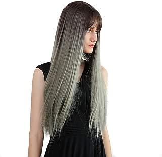 Best bluish grey hair Reviews