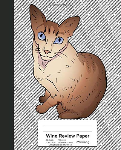 Wine Review Paper: Book Javanese Bobtail Cat