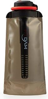 VITDAM 携帯用浄水ボトル 予備フィルタ付 泥水を飲み水に 災害 防災グッズ 浄水器