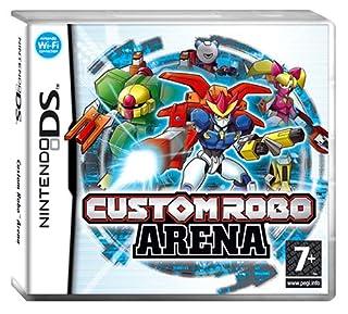 Custom Robo Arena (Nintendo DS) (B000HE9LKE) | Amazon price tracker / tracking, Amazon price history charts, Amazon price watches, Amazon price drop alerts