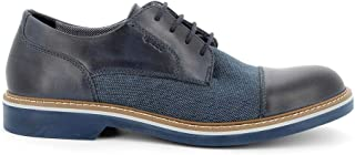 Luxury Fashion | Igi & Co Men 5104900BLU Blue Polyester Lace-up Shoes | Spring-summer 20