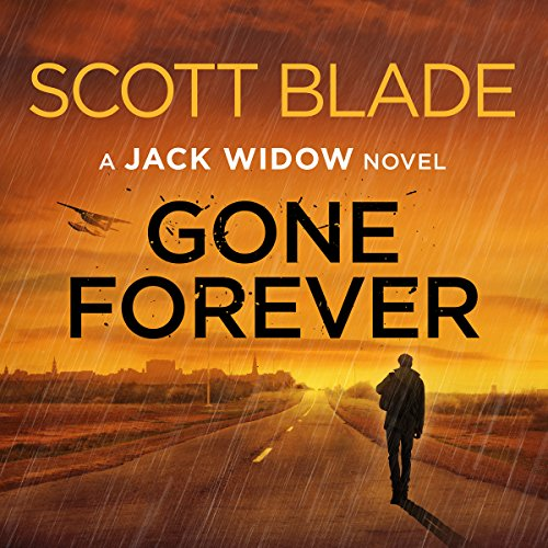 Gone Forever audiobook cover art