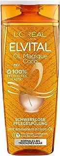 L'Oréal Paris Elvital Shampoo Öl Magique all'olio di cocco, 300 ml