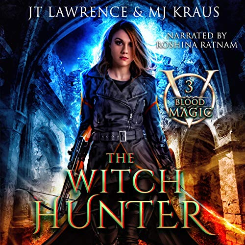 The Witch Hunter audiobook cover art