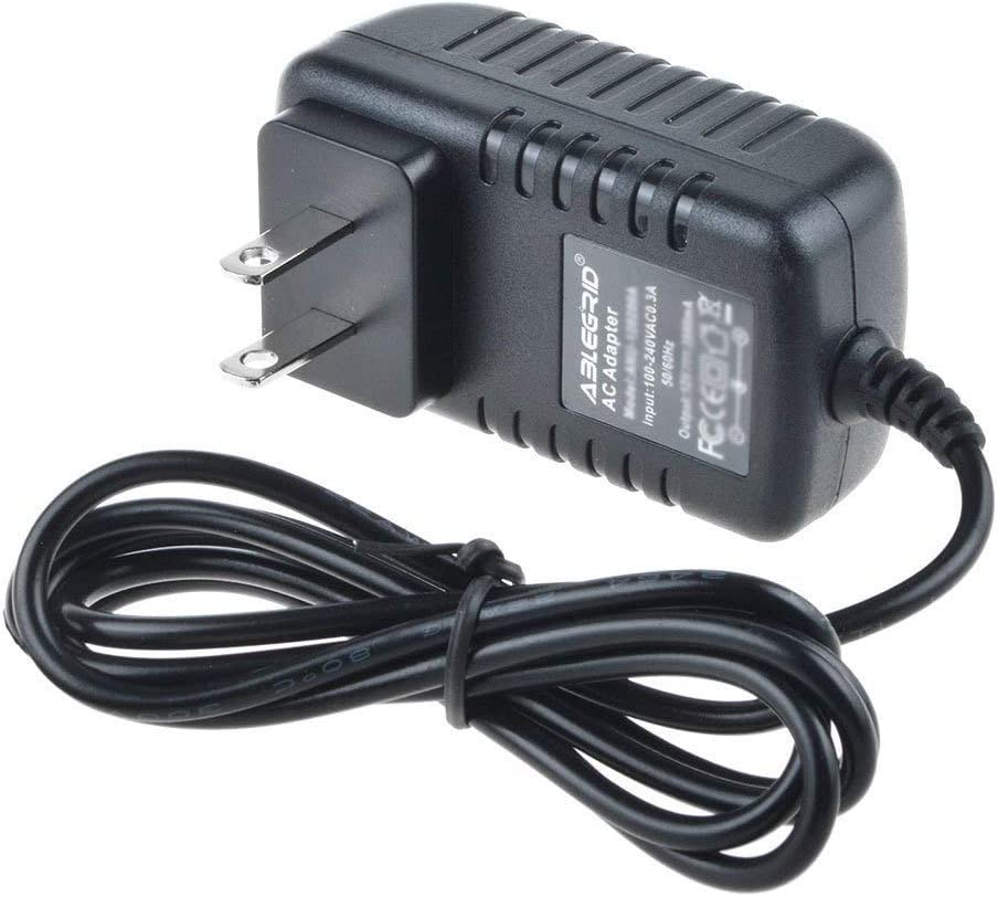 ABLEGRID 12V AC/DC Adapter Replacement for Kenwood KSC-35 KSC-35E KSC-35S Li ion Battery Rapid Charger Charging Cradle Base KSC-15 KSC-19 Radio 12VDC Power Supply Cord Battery Charger Mains PSU