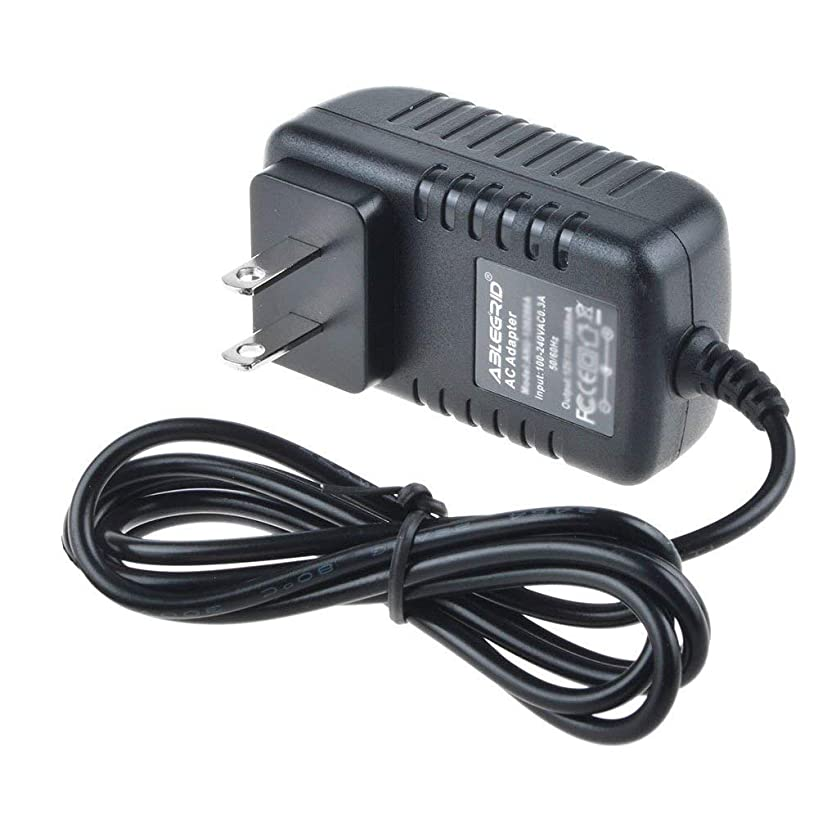 ABLEGRID Global AC/DC Adapter Replacement for West Marine VHF 155 VHF155 12019105 12652681 Floating Two-Way Marine Radio Switching Power Supply Cord Cable Battery Charger Mains PSU