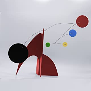 Classic Moderne Art Stabile by Atomic Mobiles - Mid Century Modern Retro Style Sculpture