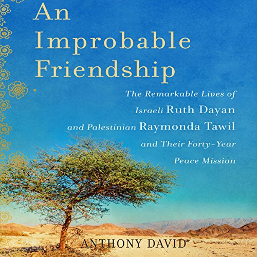 An Improbable Friendship cover art