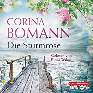 Die Sturmrose audiobook cover art
