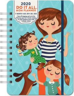 Orange Circle Studio 2020 Do It All Planner, Moms Do It All