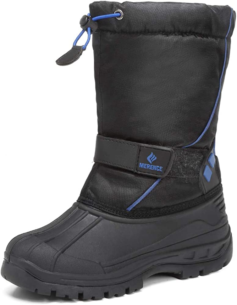 EQUICK Boys Girls Complete Free Shipping Winter Boots Lightweight Waterproof Snow Kid supreme B