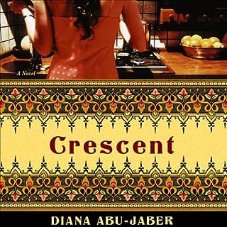 Crescent audiobook cover art