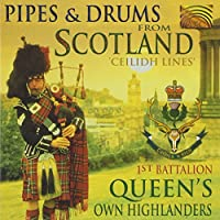 Pipes & Drums from Scotland-Ce