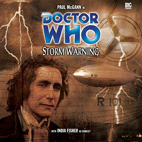 Doctor Who - Storm Warning audiobook cover art